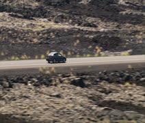 Queen Ka'ahumanu Highway, Kona District Stock Footage