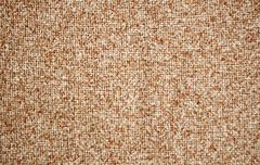 Brown cotton texture Stock Photos