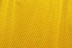 Yellow cotton Stock Photos