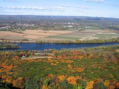 New England Autumn - stock photo