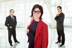 Stock Photo of business team