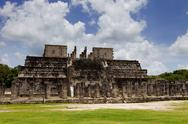 Stock Photo of chichen itza
