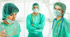doctors - stock photo