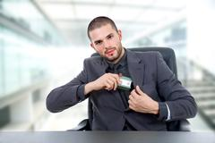 Salesman Stock Photos