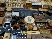 Stock Photo of Wooden Handicrafts