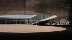 School of Engineering EPFL Rolex Building Lausanne 7 Stock Footage