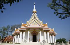 Wat thammasala temple Stock Photos
