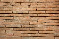 Bricks wall - stock photo