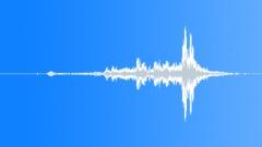 Windows rolls fast shut - sound effect