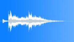 Thin metallic object noise - sound effect