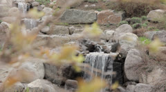 water fall - stock footage