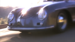 Stock Video Footage of Porsche Speedster 4