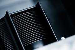 wafer tray - stock photo