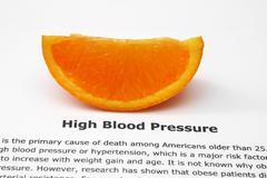 Korkea verenpaine Piirros