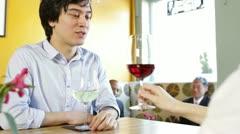 Wine Tease - stock footage