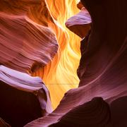 The antelope canyon, page, Stock Photos