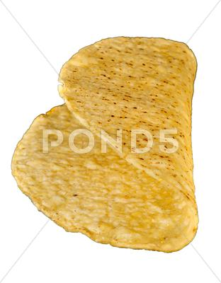 Stock photo of taco shell
