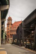 main street station - richmond va - stock photo