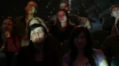Audience Applause Stock Footage