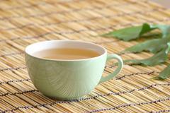 tea mix with ginseng - stock photo