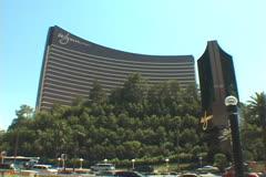 Wynn Hotel Stock Footage