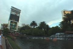 Mirage Hotel/Casino Stock Footage