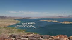 Lake Mead Stock Footage