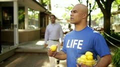 Life Gives You Lemons Stock Footage