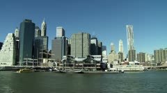 NYC Lower East Side Stock Footage