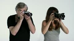 Passing Shot - stock footage