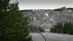 Roaring Mountain - stock footage