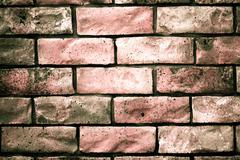 Stock Photo of old brick wall