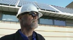 Solar Energy 1 Stock Footage
