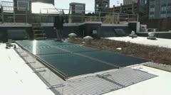 Solar Energy 3 Stock Footage