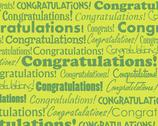 Stock Illustration of Congratulations
