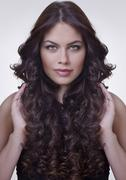Stock Photo of glamor portrait of a beautiful woman