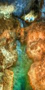 Carlsbad caverns Stock Photos