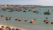 Stock Video Footage of Mui Ne beach, Vietnam
