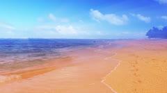 Topical Hawaiian Beach #1 - stock footage