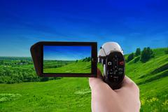 Videokamera Piirros