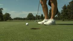 Golf 12 Stock Footage