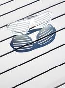 Sunglasses shadow sun Stock Photos