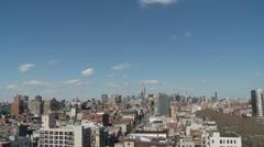 Manhattan New York Timelapse - stock footage