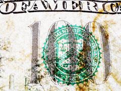 dollar bill - stock illustration