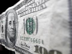 Dollar bill Stock Illustration