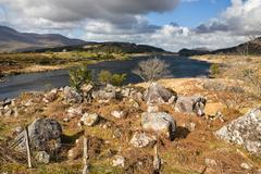 ring of kerry - stock photo