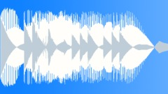 Game music phrase j-v3 Sound Effect