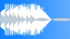 Game music phrase e-v3 Sound Effect