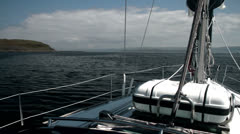 Into the Firth Stock Footage