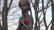 Stock Video Footage of victims of the famine in the Ukraine
